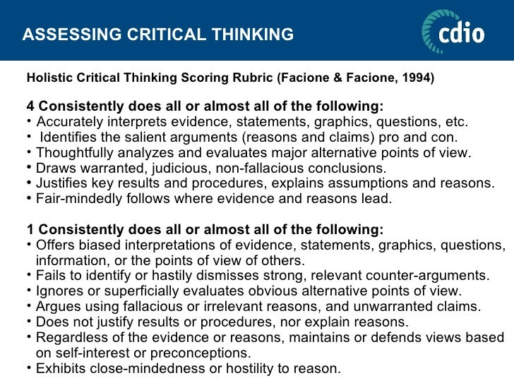 stephen brookfield critical thinking framework What is critically reflective teaching brookfield (1995) argues that we need a specific focus – a critical incident – if we are to understand what is involved and what the benefits are of becoming a critically reflective teacher hunting out the many assumptions in what we do during this particular incident is a.