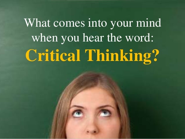 ideas about Critical Thinking on Pinterest   Thinking Skills     University of Waterloo Logic and critical thinking lecture notes