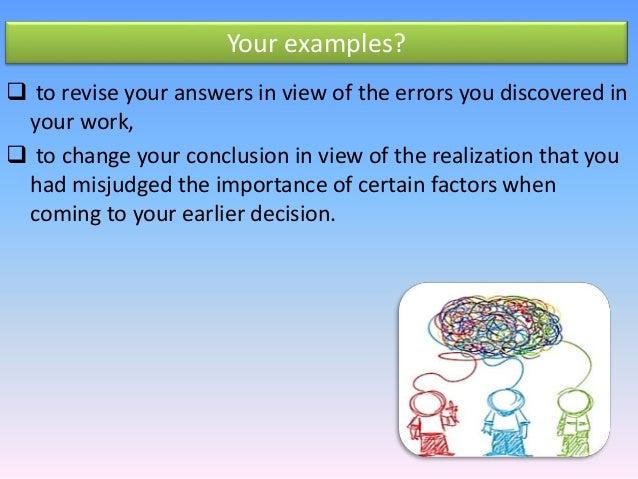 Emotional Regulation Skills Assumptions And Critical Thinking - image 7