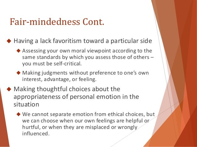 ethics critical thinking Critical thinking plays a uniquely central role in helping us to it is essential that you develop an enlightened code of ethics to guide you thinking activity.