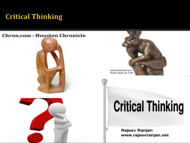learning to learn developing critical thinking skills Critical thinking skills - teaching students to think critically is espoused as one of the principle goals of higher education the following resources look at the.