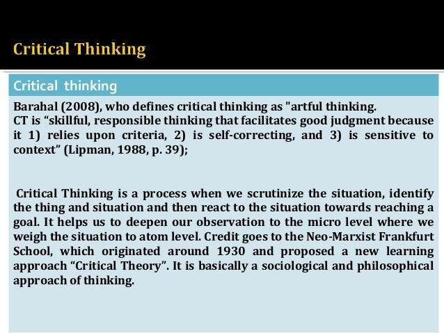 critical thinking skills tips