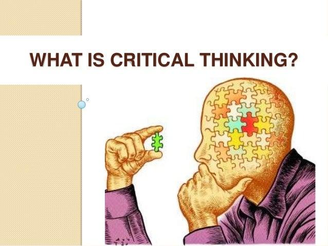 critical thinking cccu