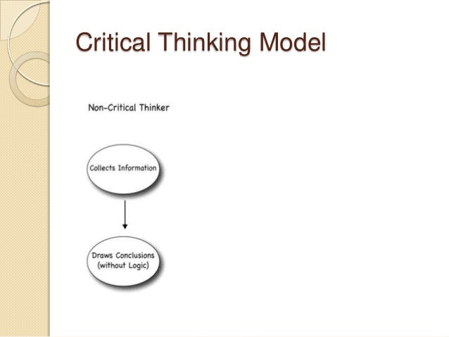 what is critical thinking skills in business Be the problem-solver and it is a combination of three skills: critical thinking business school students are placed into diverse teams in co.