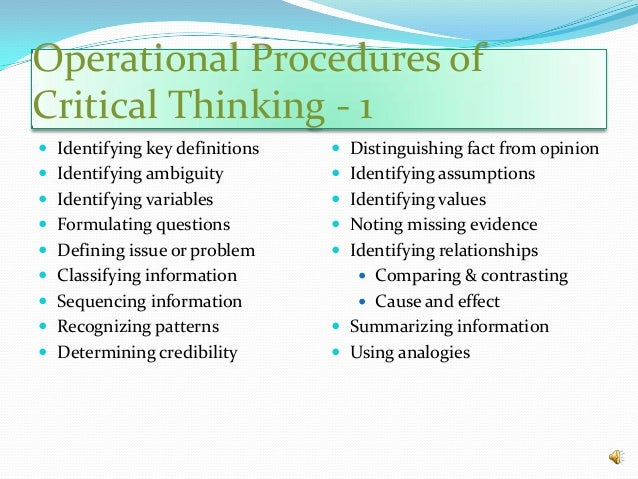 critical thinking skill essay 1critical thinking is a collection of skills that we use everyday for our full intellectual and personal development the word critical comes from the greek word kritikos, meaning to question or to analyse.