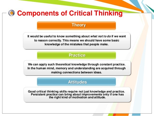 Articles about critical thinking skills
