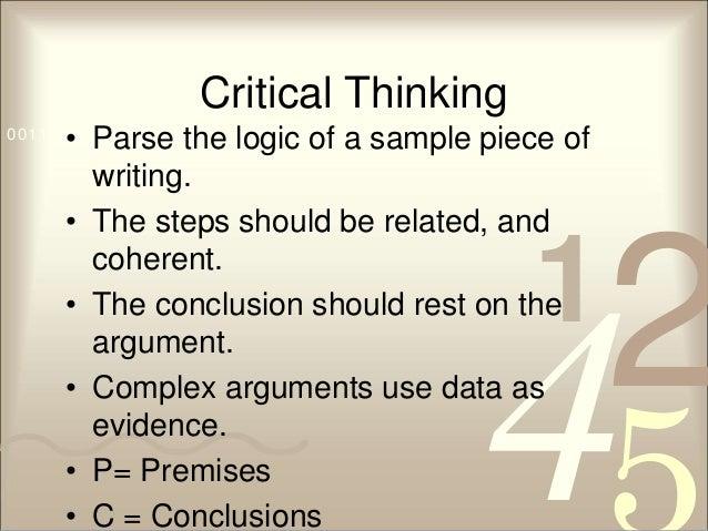 critical thinking csusm custom