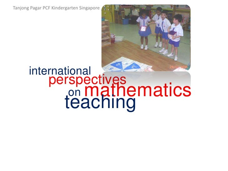 Singapore Primary Mathematics  SINGAPORE MATHS