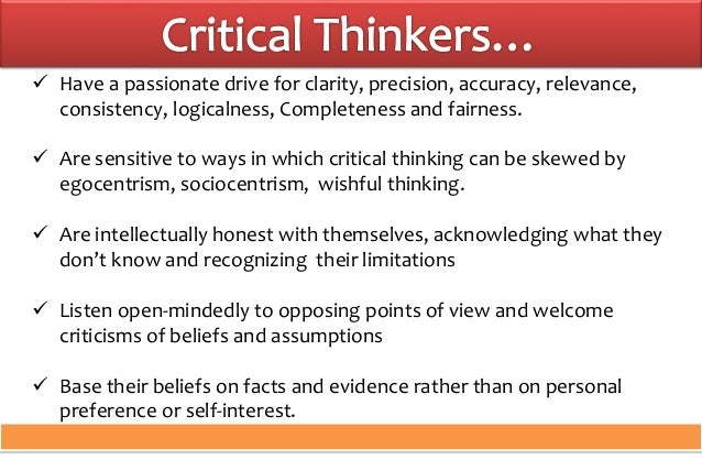 tok essay critical and creative thinking Tok essay: unpacking the title #1 knowledge is generated through the interaction of critical and creative thinking evaluate this statement in two areas of knowledge.