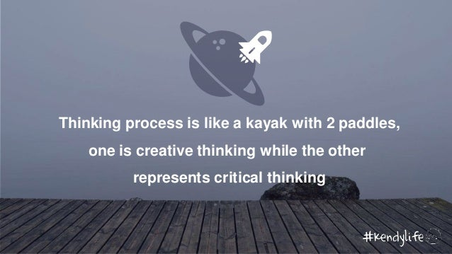 critical thinking vs non critical thinking Critical thinking is a term that we hear a lot, but many people don't really stop to think about what it means or how to use it this lesson will.
