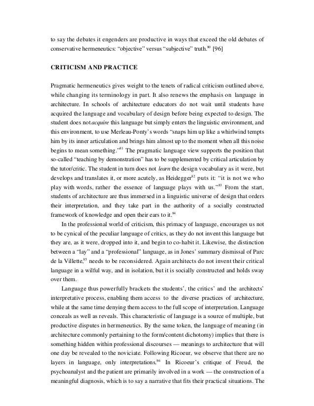 conflict interpretations essays hermeneutics pdf Download and read conflict of interpretations essays in hermeneutics conflict of interpretations essays in hermeneutics well, someone.