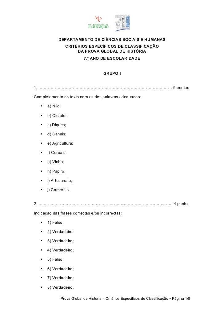 DEPARTAMENTO DE CIÊNCIAS SOCIAIS E HUMANAS                    CRITÉRIOS ESPECÍFICOS DE CLASSIFICAÇÃO                      ...