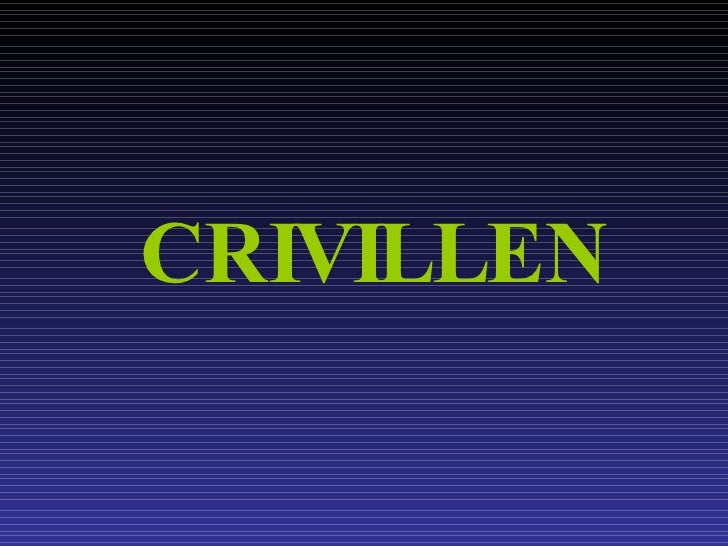 CRIVILLEN