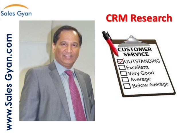CRM Research