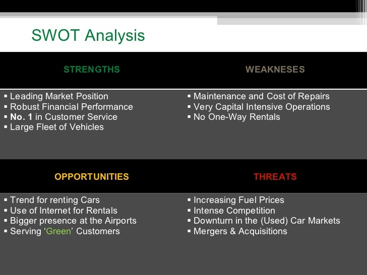 rent a car pest analysis Swot analysis of ford motor company  and the seventh largest car manufacturer  such as app-bases serviced like uber and lyft and short-term rental services .