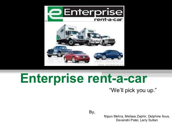 Enterprise Rent-A-Car Coupon Codes