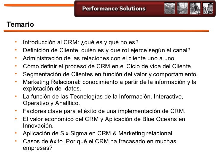 CRM Customer Relationship Management Slide 3