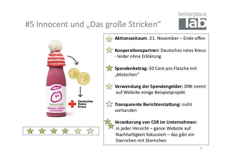 """#5 Innocent und """"Das große Stricken""""                                         Ak#onszeitaum: ..."""