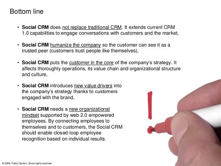 Evolution of Technology                            CRM 1.0                                                      CRM 2.0   ...