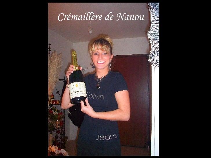Crémaillère de Nanou