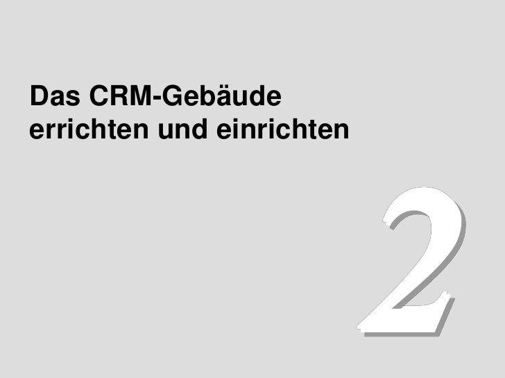 Crm B2B Investitionsguetergeschaeft