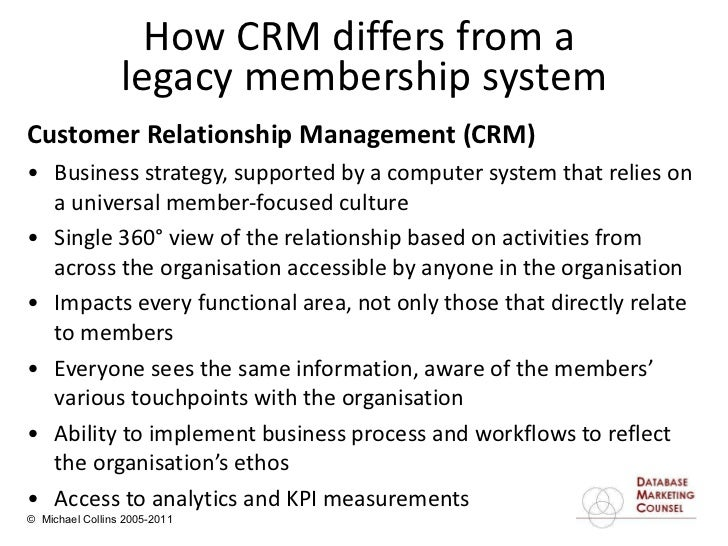 Crm blueprint for nfps 10 malvernweather Choice Image