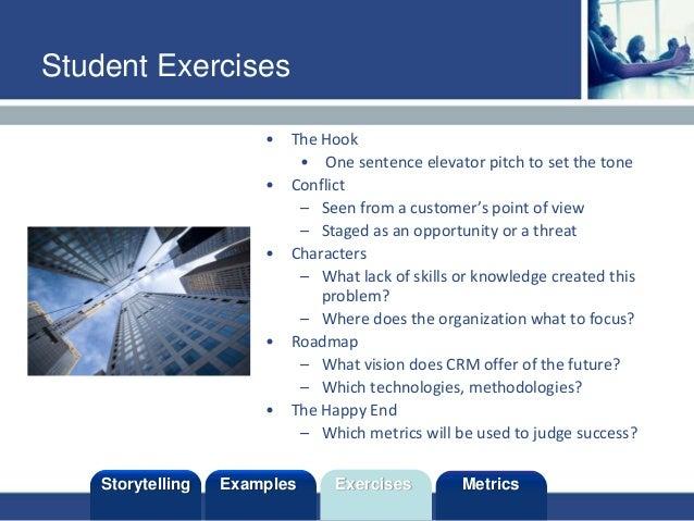 crm case studies mba students