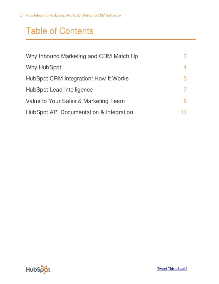 How Inbound Marketing Works So Well with CRM Software Slide 3