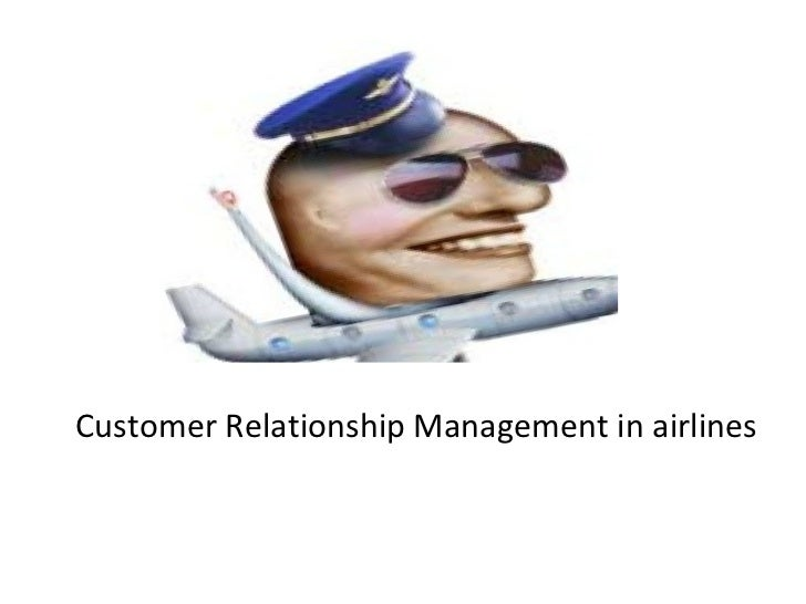 crm in airline