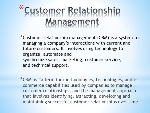 customer relationship management jobs in nigerian