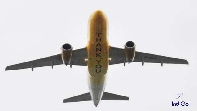 CRM in IndiGo Airlines