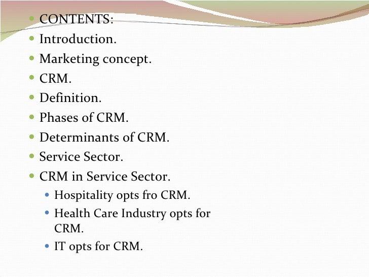 <ul><li>CONTENTS: </li></ul><ul><li>Introduction. </li></ul><ul><li>Marketing concept. </li></ul><ul><li>CRM. </li></ul><u...