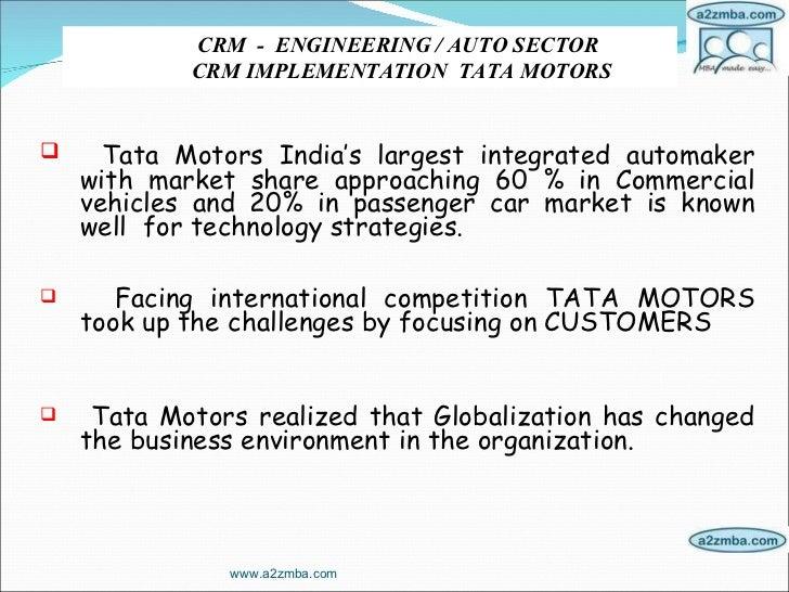 tata motors crm Tata dealers in new delhi: find 16 tata showrooms in new delhi with ✓ contact  crmsalesppg@concordemotorscom, sushilroy@concordemotorscom,.