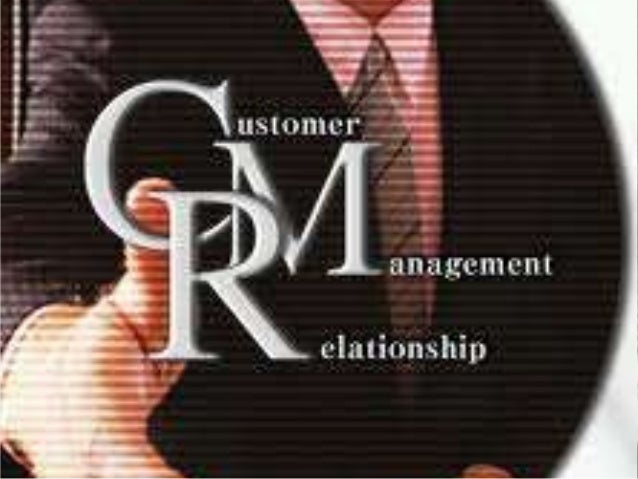 What is CRM?• Combination of integratedsales, marketing and service strategies• Involves a consistent, dependable andconve...