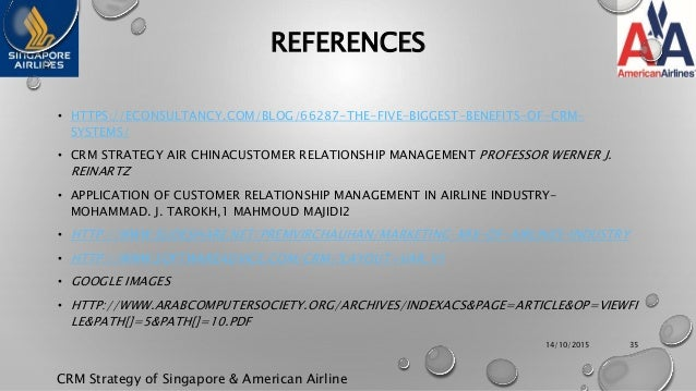 thai airways crm strategy Lating the employee's role in the crm strategy by taking steps to implement a  truly consumer-centric approach to relationship manage- ment, an airline will be .