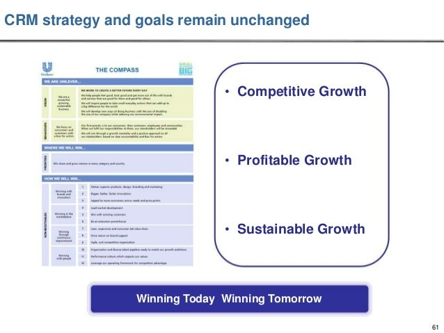 crm strategy of hul Develop skills as a strategic thinker, understanding the financial and economic  challenges of your customers and/or channel you will create partnerships that.