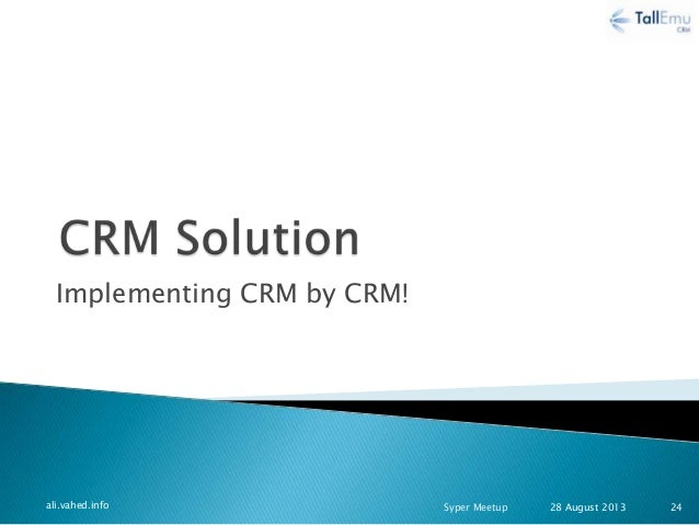 what are tps fais erp crm and scm Customer relationship management erp with crm built in for customer lifecycle management and service supply chain management is not a discipline unto itself.