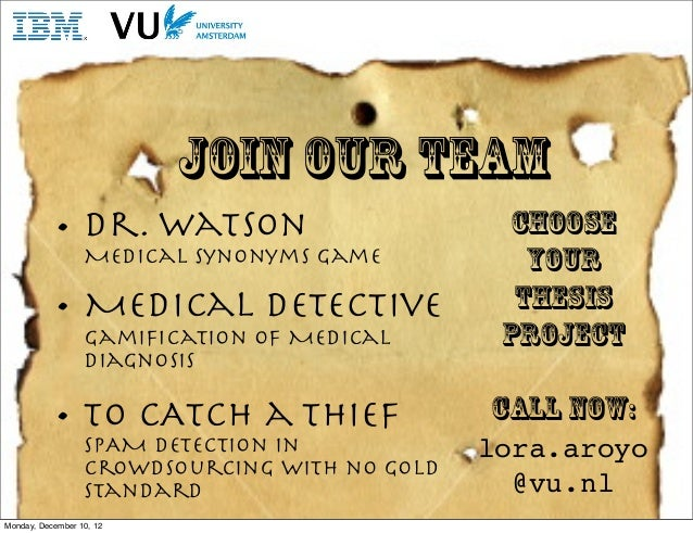 JOIN our team           • Dr. Watson                         choose                  Medical Synonyms Game           Your ...