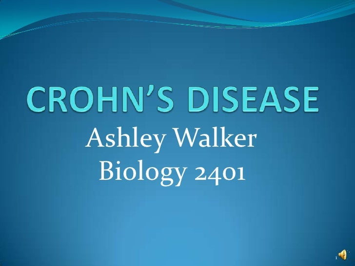 Ashley Walker  Biology 2401                  1