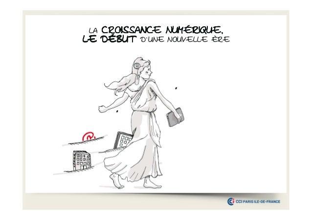 CROISSANCE NUMÉRIQUE, LE DÉBUT D'UNE NOUVELLE ÈRE LA