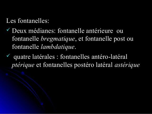  Croissance du maxillaire supérieure :Croissance du maxillaire supérieure : - En largeur;En largeur; - Verticale et antér...
