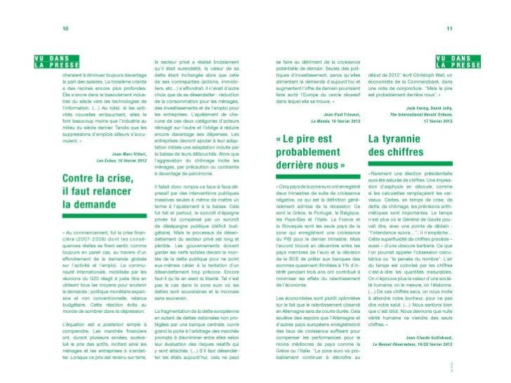 Croissance plus - Petit journal de campagne 4 - mobile version