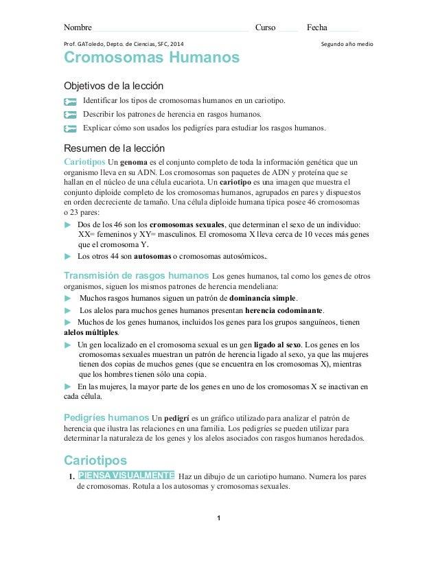 Nombre Curso Fecha    Prof.  GAToledo,  Depto.  de  Ciencias,  SFC,  2014                  Segun...