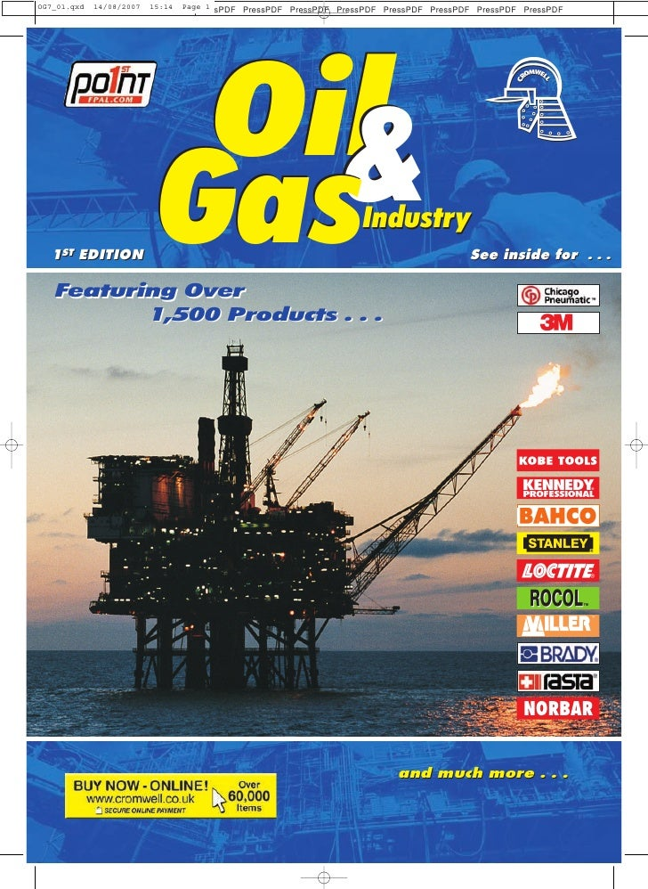 Oil                  & 1ST EDITION  Featuring Over               Gas        Industry                                      ...
