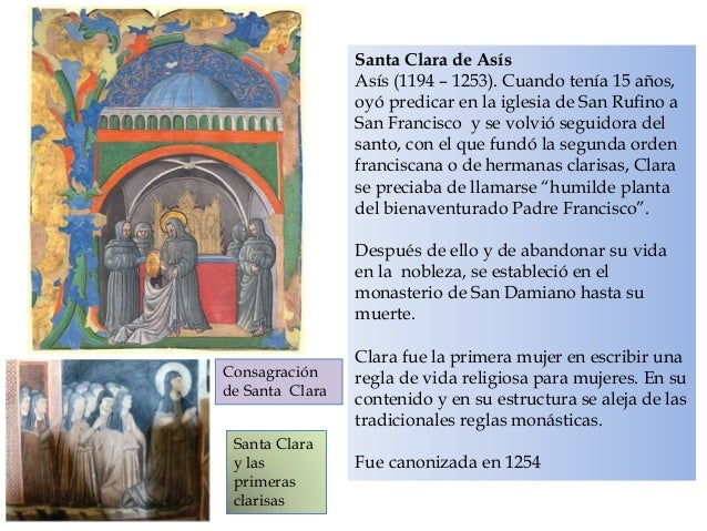 Cronica de Asis, la tierra de San Francisco y Santa Clara