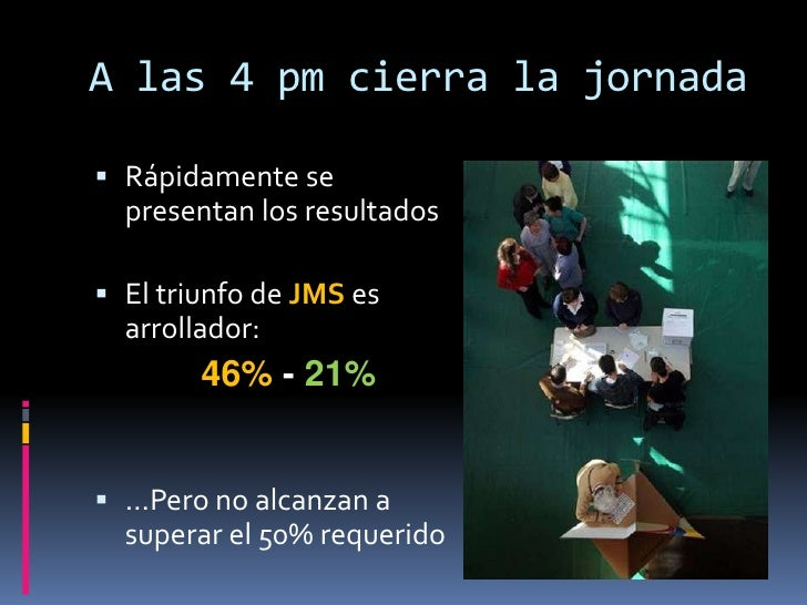 El 30 de mayo<br />Los ciudadanos acuden entusiastas a las mesas de votación<br />