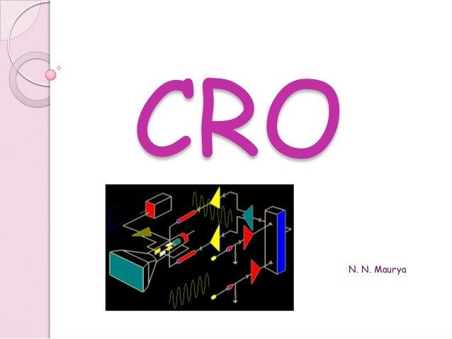 CRO N. N. Maurya