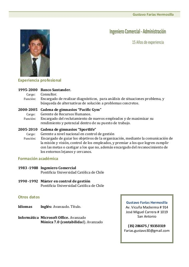 Curriculum vitae english publications picture 1