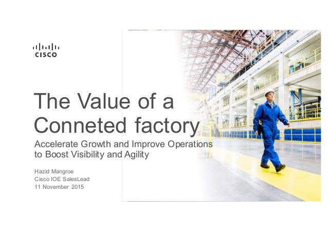 Accelerate Growth and Improve Operations                                  to Boost ...
