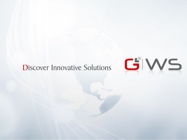 visit us: www.gwsglobal.com   email us: info@gwsglobal.com                                      The Company |      Service...